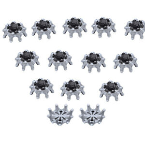 14PC Soft Fast Twist Studs for Footjoy Replacement Tri-Lok Golf Shoes Spikes Pin