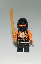 LEGO NINJAGO Airjitzu Cole Ninja mit gold Schwert Energy Edition Cole1