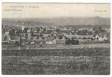 19/104 AK VOLKERSDORF ISERGEBIRGE  BAHNHOF MEFFERSDORF OEHRINGER HOF BERLIN 1919