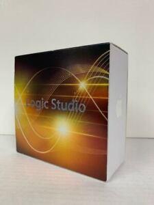 APPLE LOGIC STUDIO V2.0 RETAIL - MB975Z/A (JULY 2009) - VERY GOOD