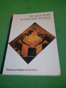 Art And Myth In Ancient Greece - T.H. Carpenter