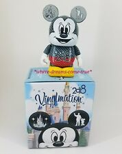 "Disney Vinylmation 3"" Mickey Mouse Eachez 2018 Common 9/10 (NEW)"