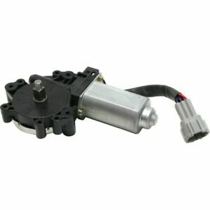 New Front, Passenger Side Window Motor for Nissan Titan 2004-2015
