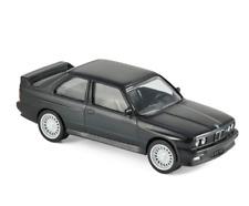 NOREV 350009 BMW M3 E30 1986 - BLACK - JET CAR 1:43