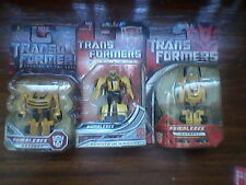 Transformers Bumblebee and Optimus Prime Legend Class - Set of 4