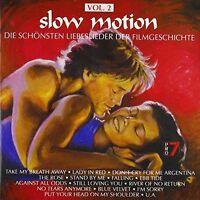 Slow Motion 2-Die schönsten Pop-Balladen der Filmgeschichte Berlin, Phil .. [CD]