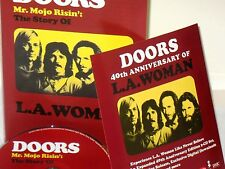 The Doors: Mr. Mojo Risin' - NEW ! DVD The Story of L.A.WOMEN, Jim Morrison,Rock
