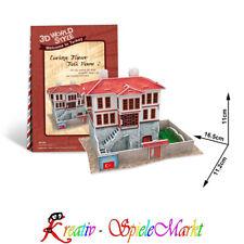 Puzzles & Geduldspiele Windmill Pisa Tower Childs Papiermodell 3D Puzzle DIY Spielzeug Geduldspiele