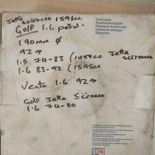 VW Jetta Scirocco Golf Vento Clutch Pressure Plate. Q10045