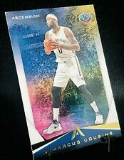 Lot of THREE Included Panini Contenders* Ascensions* Prestige * DeMarcus Cousins