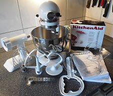 viel zubehör kitchenaid küchenmaschine