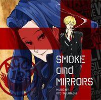 ANIME OST (RYO TAKAHASHI)-ACCA: 13-TERRITORY INSPECTION DEPT.-JAPAN 2 CD