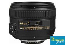 Nikon AF-S NIKKOR 50mm F1.4G Nikon F Mount Lens From Japan Version New