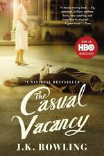 The Casual Vacancy 9780316265614 by Rowling, J. K.