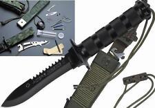 PISAU JUNGLE KING 2 Knife Black outdoor hunting