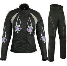 Moto Traje Para Mujer Chaqueta y Pantalón Todas tamaño disponible S a L