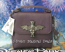 "NEW Disney Parks "" The Dress Shop"" Haunted Mansion Handbag"