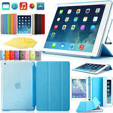 "✔Ultra-Slim Apple iPad Pro 9.7"" Funda Protectora+ lámina Estuche Smart"