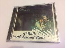 A WALK IN THE SPRING RAIN (Bernstein) OOP Ltd Score Soundtrack OST CD SEALED