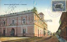 GUATEMALA DIRECCION GENERAL DE CORREOS 6531 FOT. TORRES