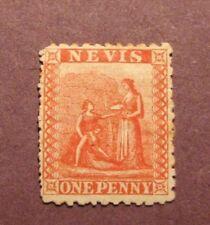 Nevis Scott# 9 Medicinal Spring 1867 MH C40