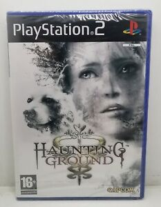 HAUNTING GROUND (NEW&SEALED) - PLAYSTATION 2 - PS2 Horror, Free Tracked Postage