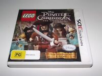 Lego Pirates of the Caribbean Nintendo 3DS 2DS Game