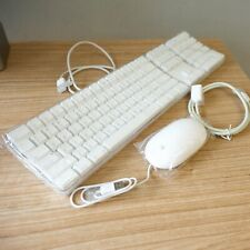 *BRAND NEW* Apple English Keyboard and A1243 Mouse Combo