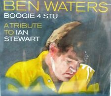 Boogie 4 Stu: A Tribute to Ian Stewart , Ben Waters NEW! CD, BLUES MUSIC,BOOGIE