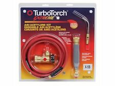 TURBOTOUCH X-5B Torch Kit Swirl, For B tank, Air Acetylene 0386-0338