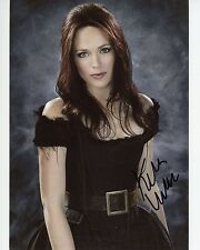 Katia Winter Signed 8x10 Sleepy Hollow Katrina Crane Exact Proof
