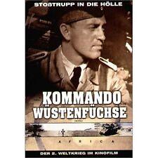 DVD/ Kommando Wüstenfüchse - Stosstrupp in die Hölle !! NEU&OVP !!