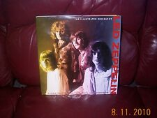 Led Zeppelin. The Illustrated Biography. Hardback with dustcover.