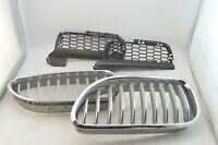 2012 2013 2014 2015 BMW 6 SERIES M6 F06 F12 F13 LEFT RIGHT GRILLE OEM no damage