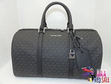 NWT New Michael Kors Handbag Travel Accessories Bag Large Weekender Duffle Purse