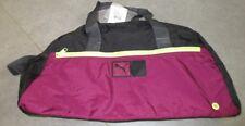Puma Tasche Sporttasche Fitness Bag Yoga Gym, Train Grip Bag, schwarz magenta