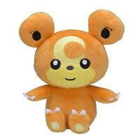 Pokemon Center Original Limited Plush Doll Pokemon Fit Teddiursa JAPAN OFFICIAL