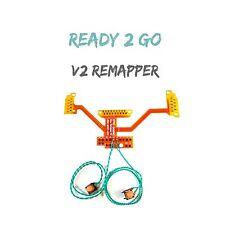 Ps4 Controller remapper v2 modding chip para paddles VStream/soldada!!!