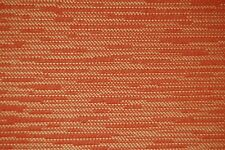 Crypton Upholstery Fabric Waterproof, Pattern Belize Persimmon
