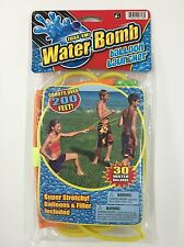 Water Bomb Balloon Launcher Water Balloons Shoot Over 200 Feet (NEW)