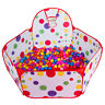 Kids Boys Girls Educational. Large Ball Tent Baby Toy Stages Learn Laugh Toddler