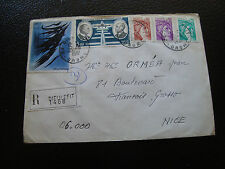 FRANCE - enveloppe 20/6/1981 (cy61) french