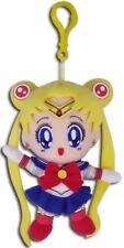 *New* Sailor Moon: Sailormoon Plush Key Chain by Ge Animation Keychain Nwt 🌙