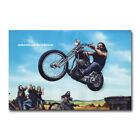 David Mann Ghost Rider Art Silk Poster Print 13x20 inch