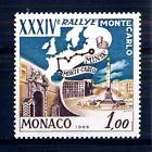 MONACO - 1964 - 34° Rally automobilistico di Montecarlo