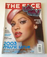The Face Magazine - October 2003 - Beyonce - Music Issue