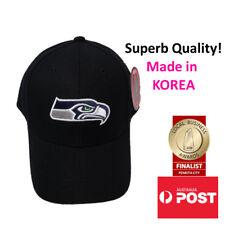 Seattle Seahawks Logo Adjustable Cap MADE IN KOREA