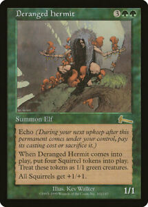 EDH Squirrel Deck - Custom MTG Magic the Gathering