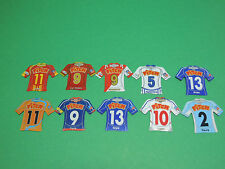 Magnet équipe Coupe de France Just Foot Pitch 2009/2010 maillot football lot #51