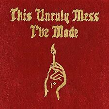 Macklemore & Ryan Lewis This Unruly Mess I've Made CD 2016